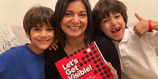 Let's Get Visible! Book Launch Party