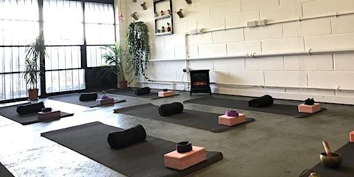 Gentle Yoga *Sunday 10.00h*