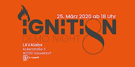 Ignition Demo Night #8 Tickets