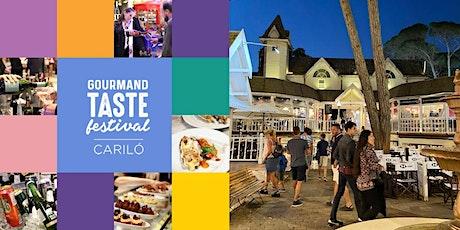 GOURMAND TASTE FESTIVAL - edición Cariló entradas