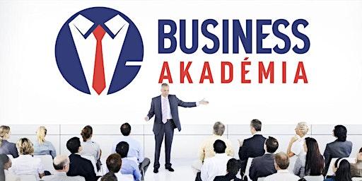 Business Akadémia Bemutató Tréning