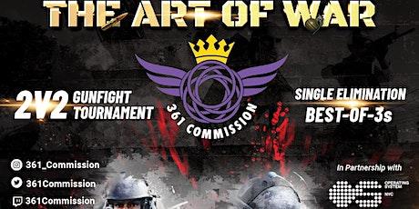 The Art of War tickets