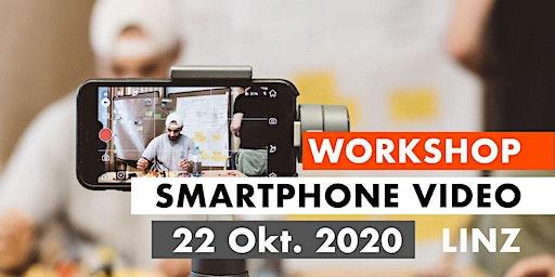 SMARTPHONE VIDEO WORKSHOP - Linz 22.10.2020