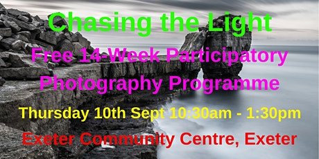 Chasing the Light  Photography Programme No.2 tickets