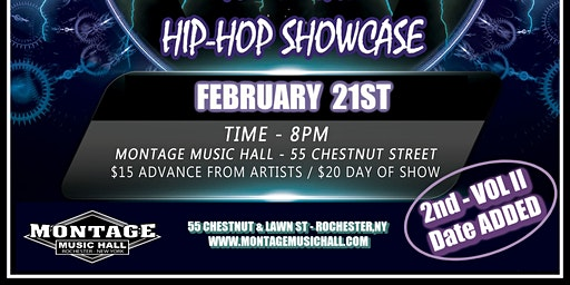 ROC - All Local Showcase VOL. 2