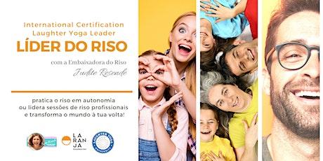 Queres ser um Líder do Riso - curso de Líder do Riso em Bragança bilhetes