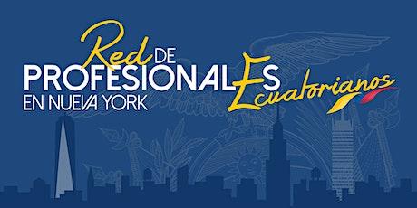 Networking - Profesionales Ecuatorianos en Nueva York tickets