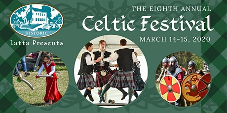 2020 Celtic Festival tickets