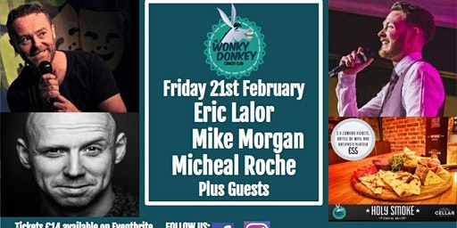 Eric Lawlor, Mike Morgan, Micheal Roche &  Guests