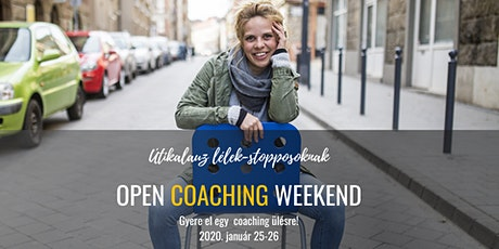 Open coaching Weekend tickets