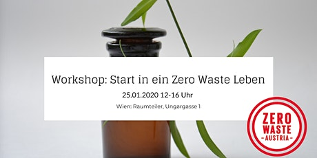 Start in ein Zero Waste Leben Tickets