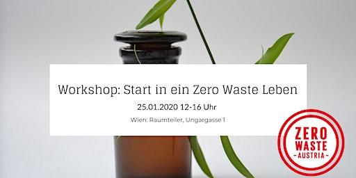 Start in ein Zero Waste Leben