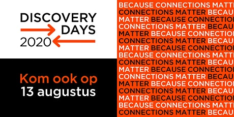 Discovery Days 2020 - Because Connections Matter. tickets