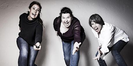 Impro-Theater: Die Tapetenwechsler Tickets
