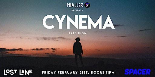 Cynema (live headline show)
