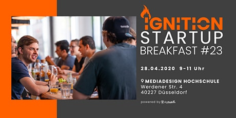 Ignition Startup Breakfast #23 Tickets