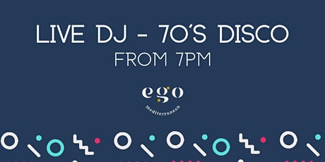 Live DJ - 70's Disco, Bromsgrove tickets