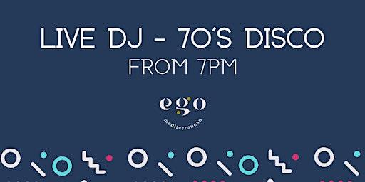 Live DJ - 70's Disco, Bromsgrove