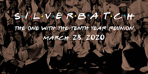 SILVER BATCH: The One with The Tenth Year Reunion