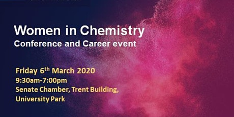 Women in Chemistry Conference 2020 tickets