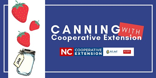 Canning With Cooperative Extension - Strawberries