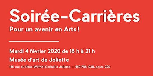 2e édition de la Soirée-Carrières, pour un avenir en Arts!