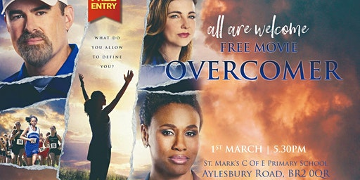 Movie Showing- Overcomer