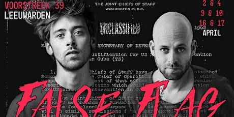False Flag - Akkers en Velden tickets