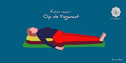 Elke donderdag Hatha Yoga van 19:00 - 20:00 - bij voldoende aanmeldingen