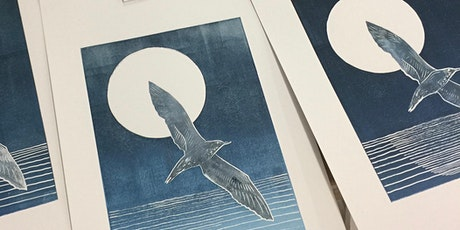 Linocut Printing for Beginners tickets