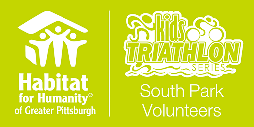 Habitat Pittsburgh's 2020 Kids Triathlon - South Park Volunteer