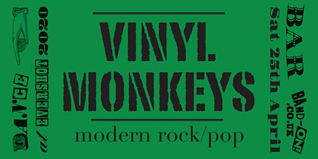 The Vinyl Monkeys tickets