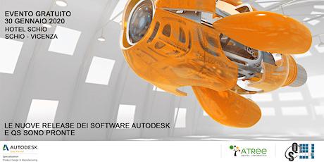 Autodesk & QS User Meeting | 30 Gennaio – Schio (VI) tickets