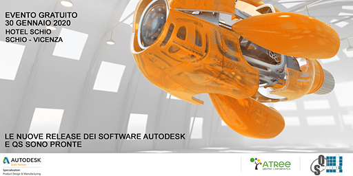 Autodesk & QS User Meeting | 30 Gennaio – Schio (VI)