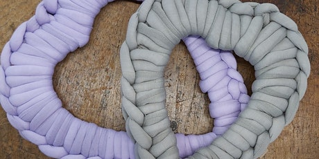 Crochet a Chunky Heart Workshop tickets
