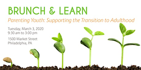 Parenting Youth: Supporting the Transition to Adulthood tickets