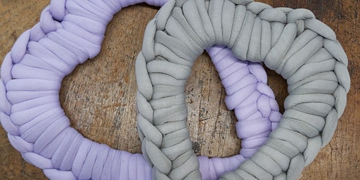 Crochet a Chunky Heart Workshop