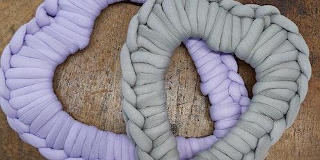 Crochet a Chunky Heart Workshop tickets