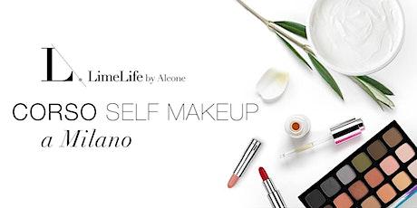 Corso di Self Makeup biglietti