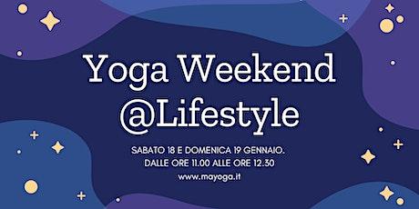 Yoga Weekend a Pitigliano biglietti