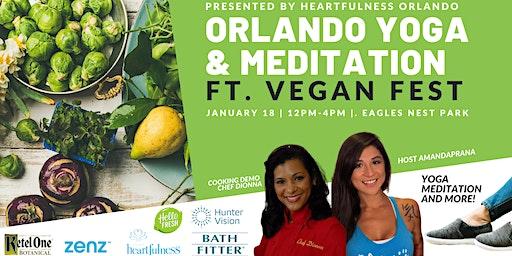 Orlando Yoga & Meditation Ft. Vegan Food Fest