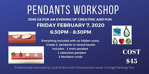 Pendants Workshop