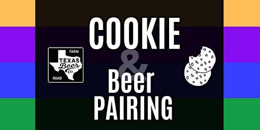 Cookie and beer pairing!
