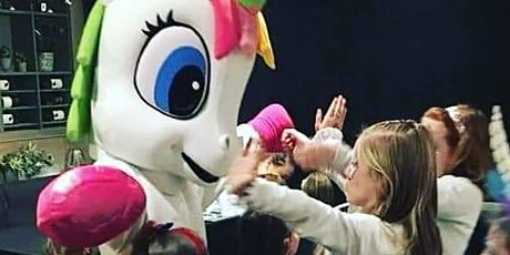 Rainbow Unicorn Party! tickets