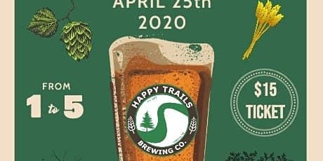 1st Annual Happy Trails Homebrew Competition tickets