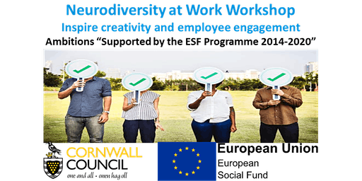 Neurodiversity at Work Workshop