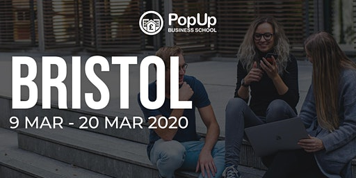 Bristol - PopUp Business School | Making Money from your Passion