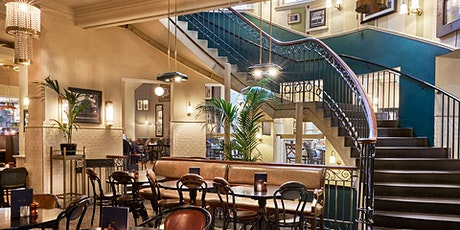 London Private Client May 2020 HNWI Sector Networking Reception At The Famous Browns Old Jewry tickets