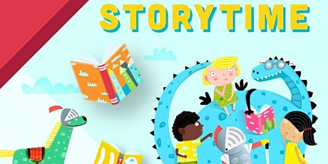 Storytime (Scaredy Squirrel) billets