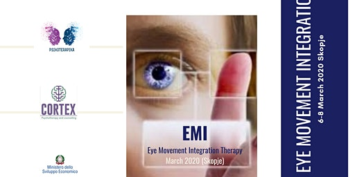 Eye Movement Integration  with Minnie Loubser  Skopje  6-8 March (2020)